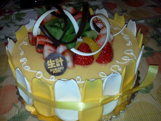 Japanese Mango Cake Recipe: Asian Cakes Are So Light And