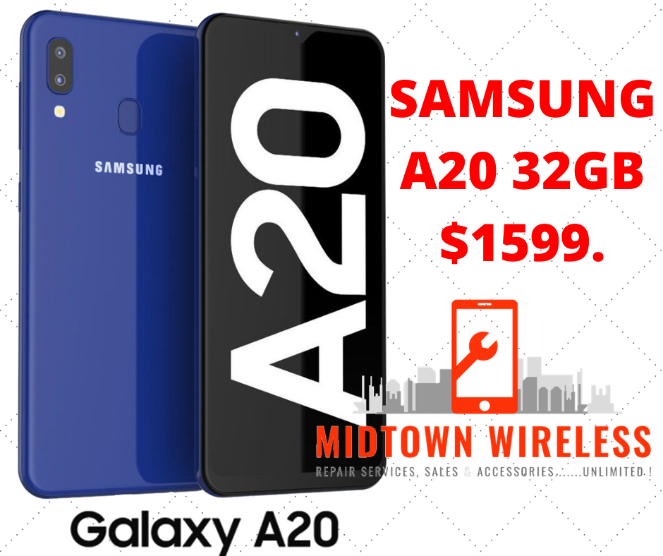 Phone Deals For Christmas Of 2020 Best Samsung A20 32GB Phone Deals in this Christmas! in 2020