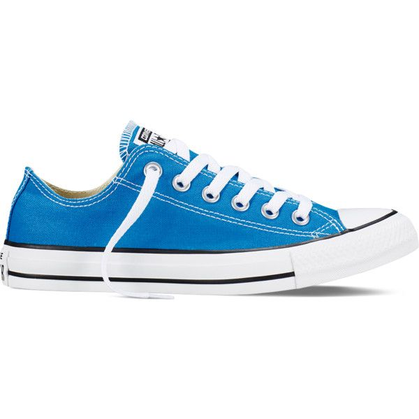 44002c88719b Converse Chuck Taylor All Star Fresh Colors – cyan space Sneakers ( 40) ❤  liked on Polyvore featuring shoes
