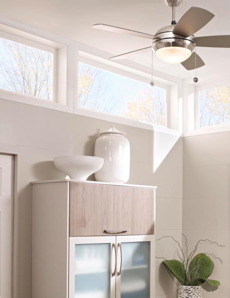 The Discus Ii Ceiling Fan Is A 44 Version Of The Popular Original