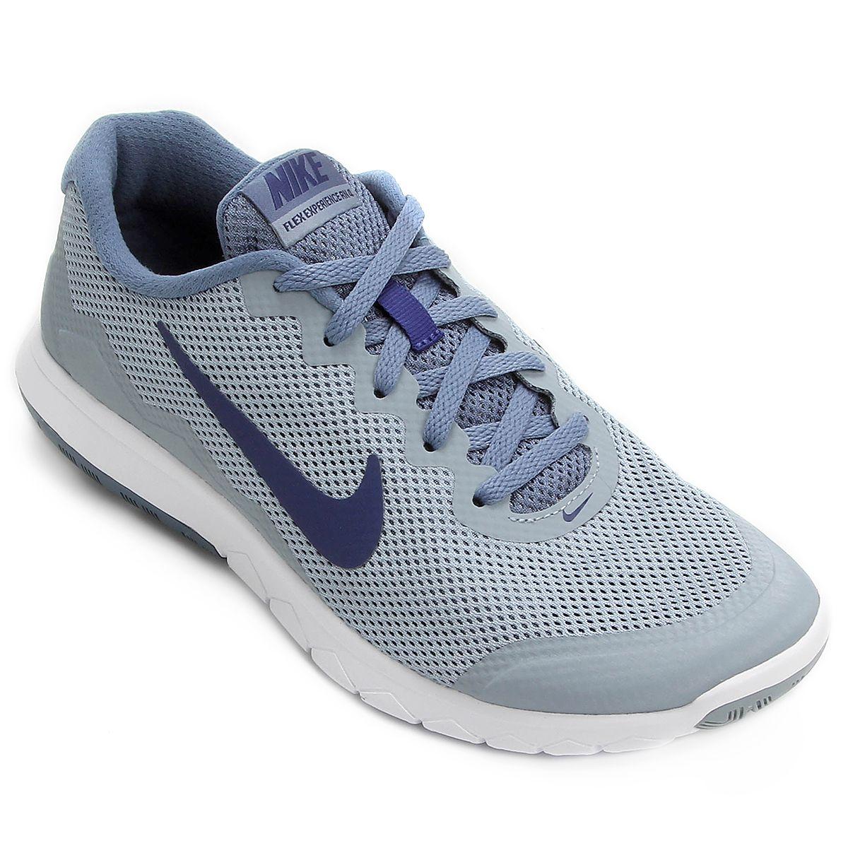 87af902bac4 Tênis Nike Flex Experience RN 4 Masculino - Azul Claro