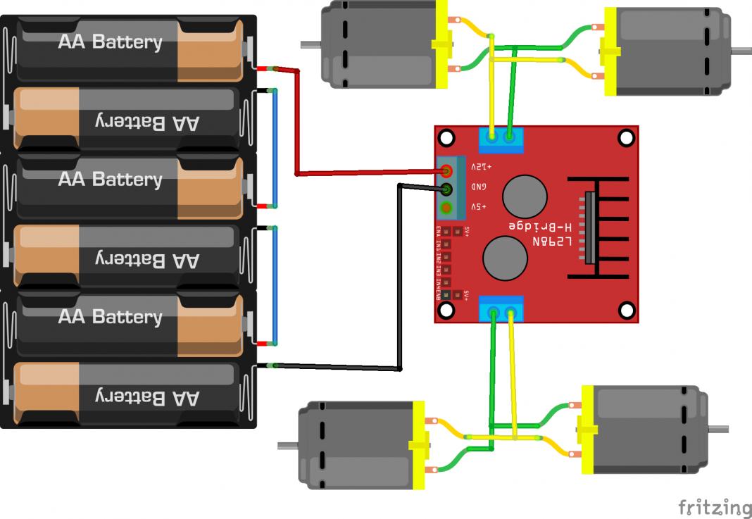 Arduino Ile Bluetooth Kontrollu Araba Yapimi Electricidad Electronica
