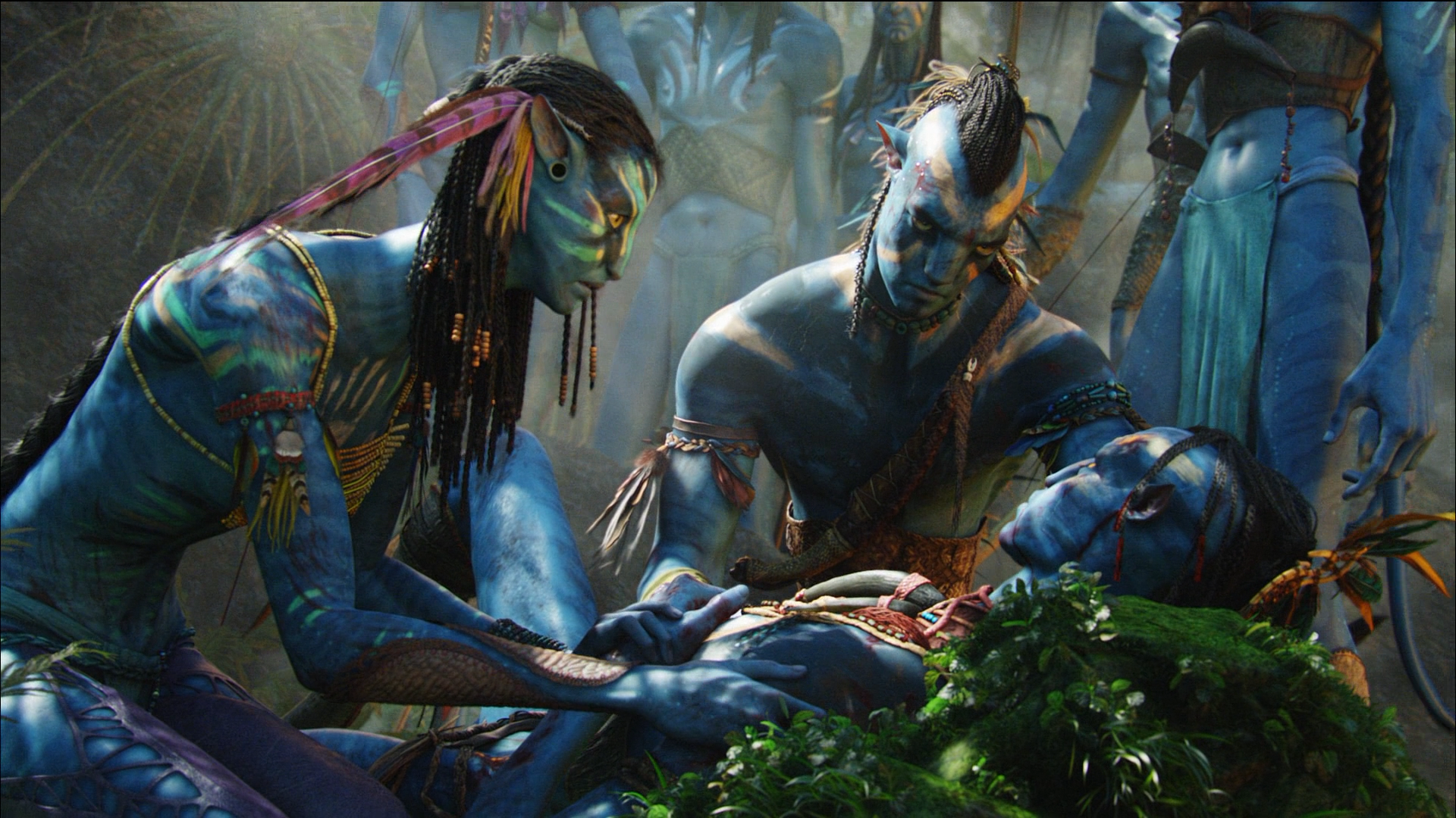 Wallpaper Neytiri Seze Avatar Hd Movies 4115: A Look Back At The 2009 Box Office Smash, Avatar, By James