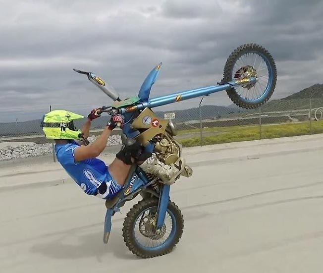 Video Joey Mac Alternative Long Travel Dirtbike Dirt Bikes