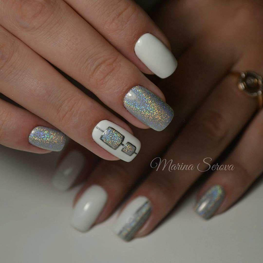 Nail Art #2577 - Best Nail Art Designs Gallery   Color nails, Winter ...