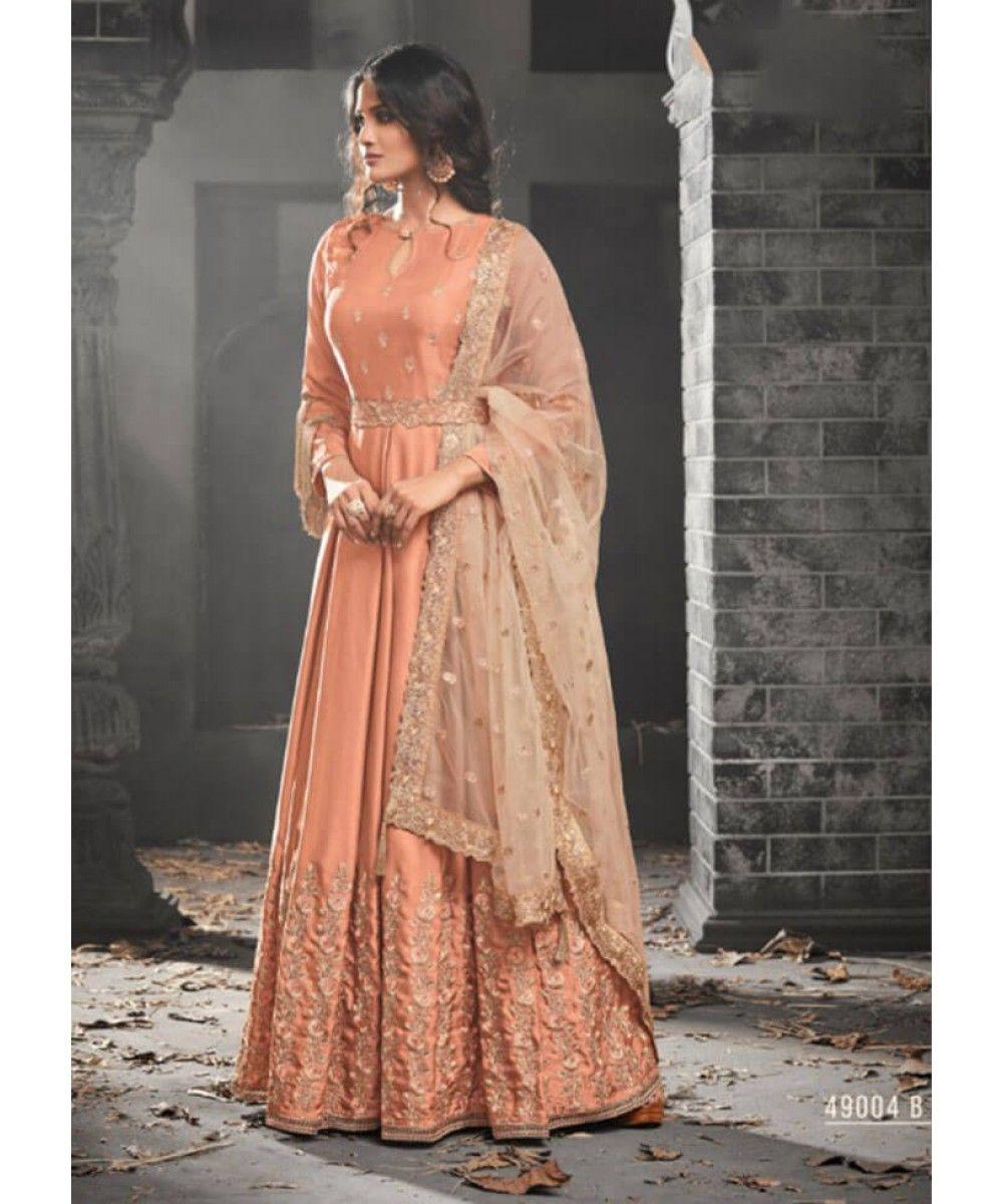 d000059214 Party Wear Anarkali Suit | India USA UK Canada | Anarkali dresses ...