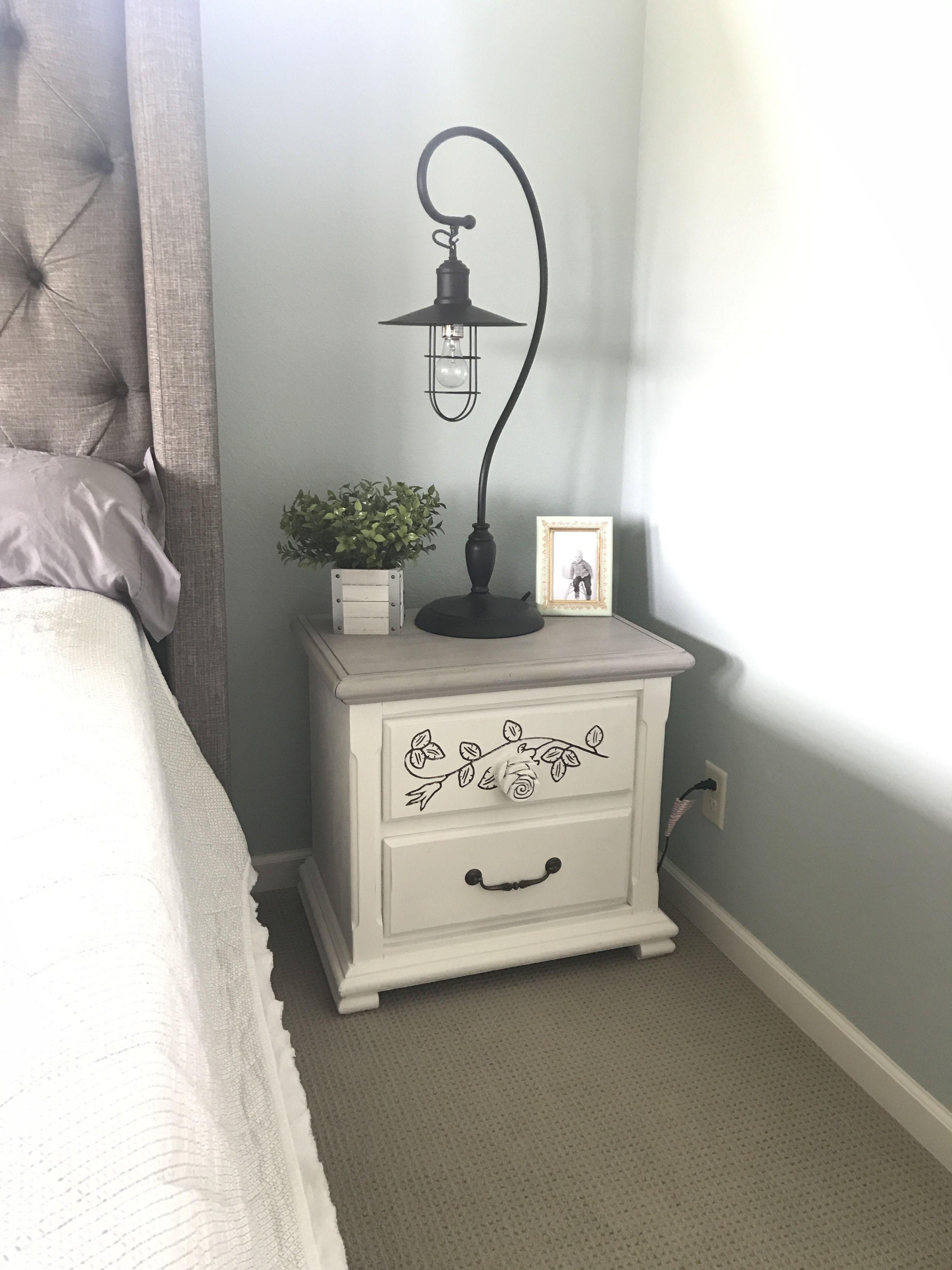 shabby chic furniture bedroom. DIY, Nightstand Rehab, Chalk Paint Inspiration, Shabby Chic, Furniture, Bedroom Ideas Chic Furniture I