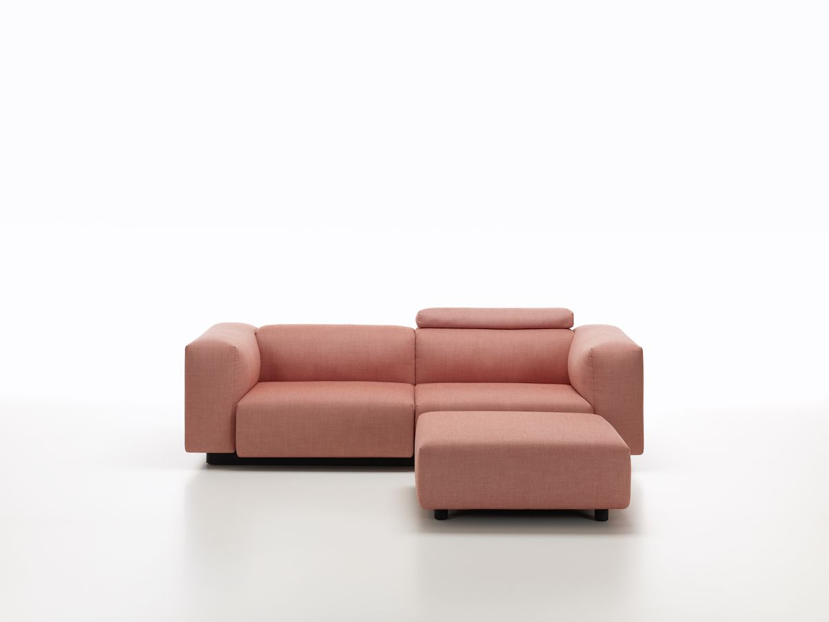 Soft Modular Sofa By Jasper Morrison For Vitra With Images