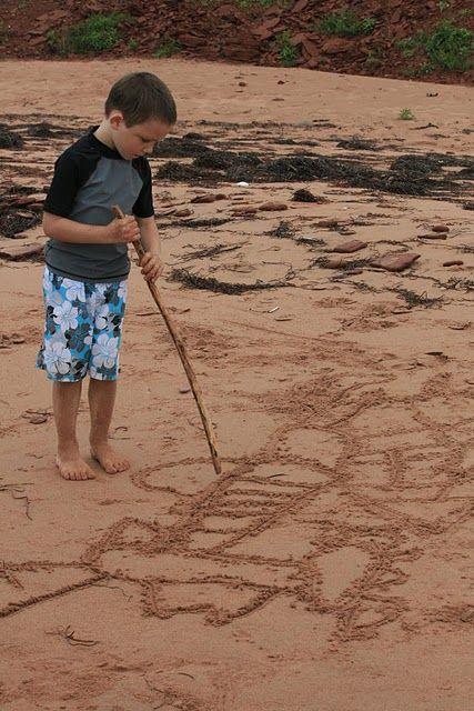 5 Ways to Make Art at the Beach