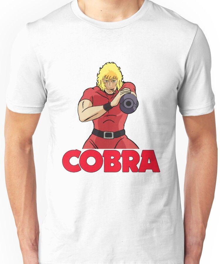 2020的 Space Adventure Cobra Cobra T Shirt By Diaz Shop