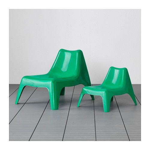 ikea ps v g sessel au en green ikea garten. Black Bedroom Furniture Sets. Home Design Ideas