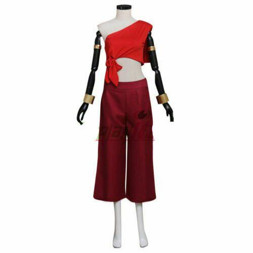 Avatar The Last Airbender Katara Dress Adult Womens