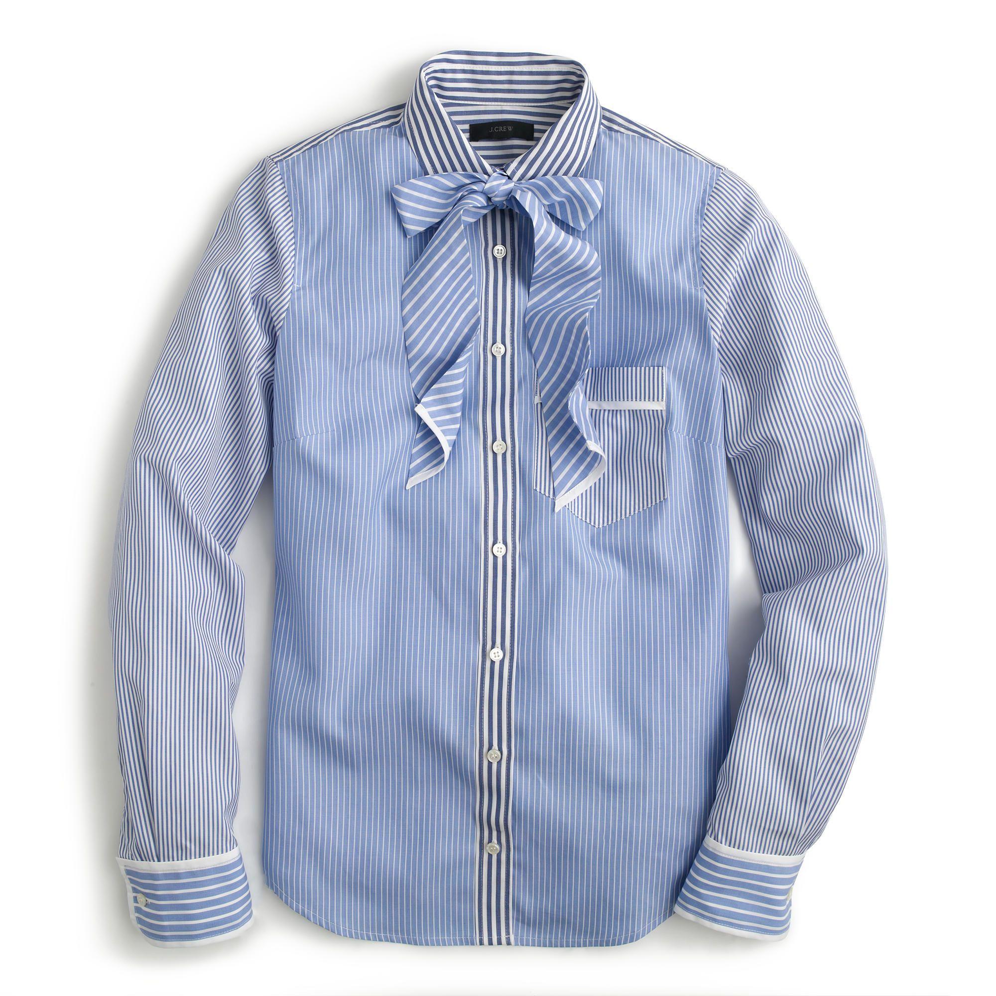 J.Crew - Collection Thomas Mason for J.Crew cocktail shirt Size 4 ...