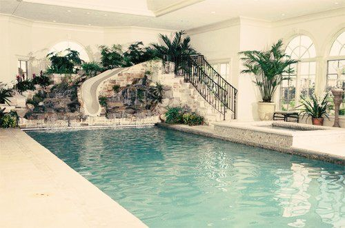 Dream House With Indoor Pool dream house with pool | dream house, indoor, pool - inspiring