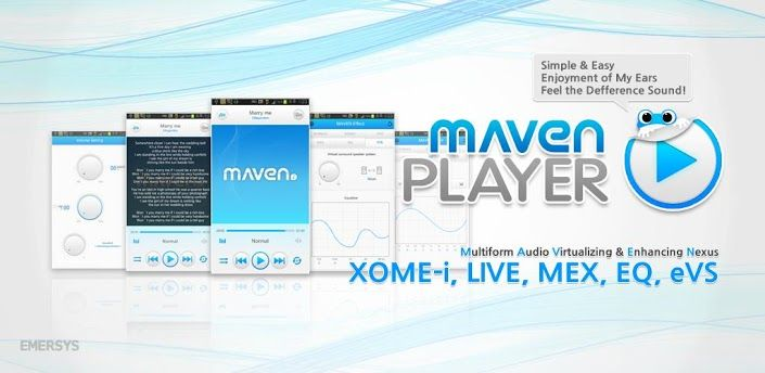 MAVEN Music Player (Pro) v1 31 102 Apk Download Free