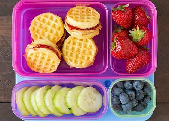 9 Surprising School Lunches for Picky Eaters images