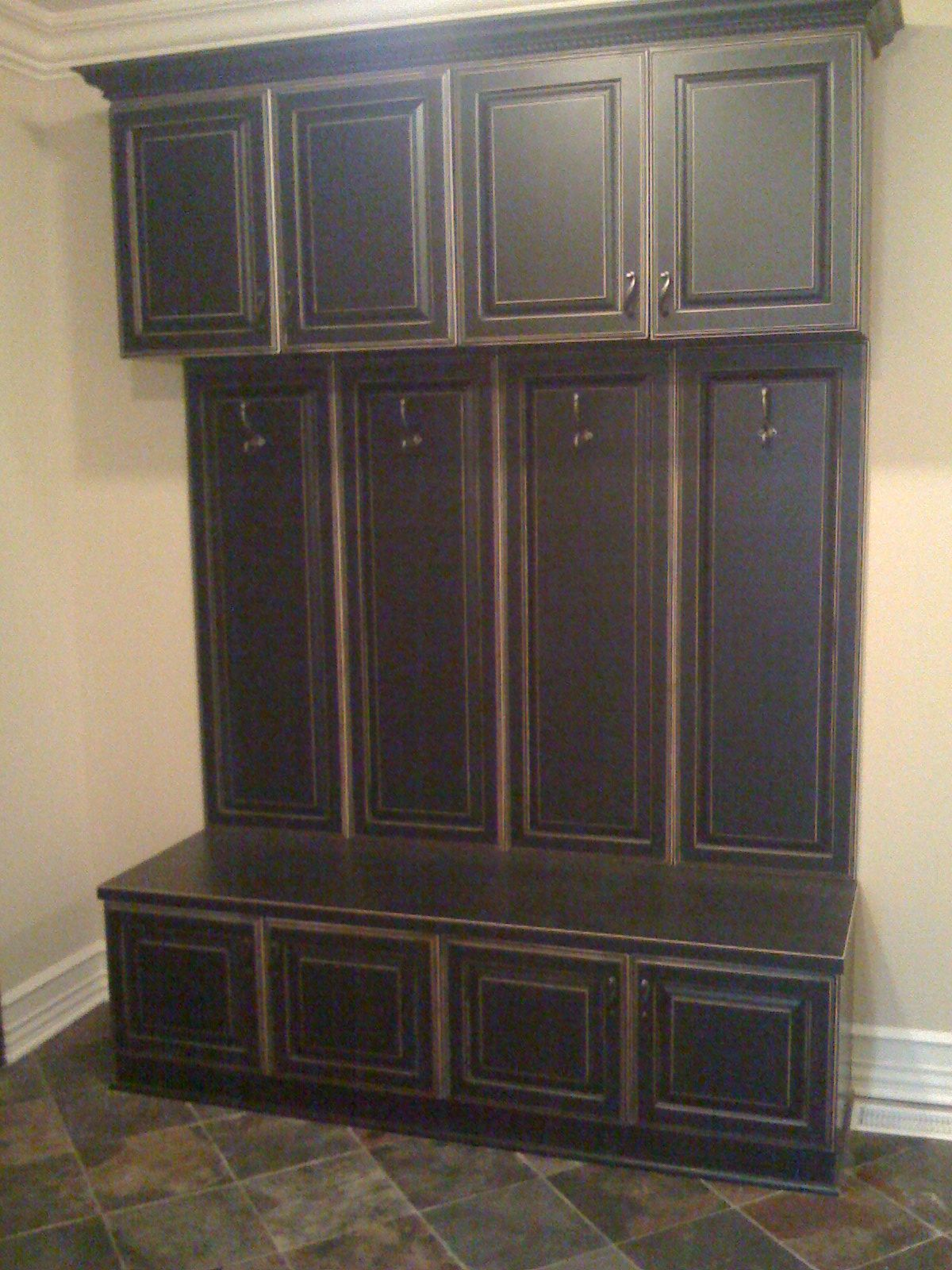 Pin By Kevin Allred On For The Home Mudroom Cabinets
