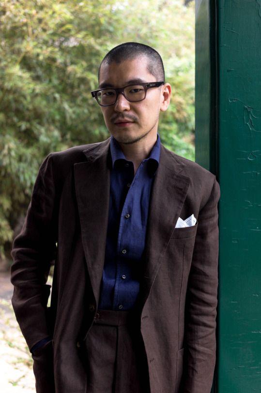 Die, Workwear! - Dark Brown Summer Suits | Style sense | Pinterest