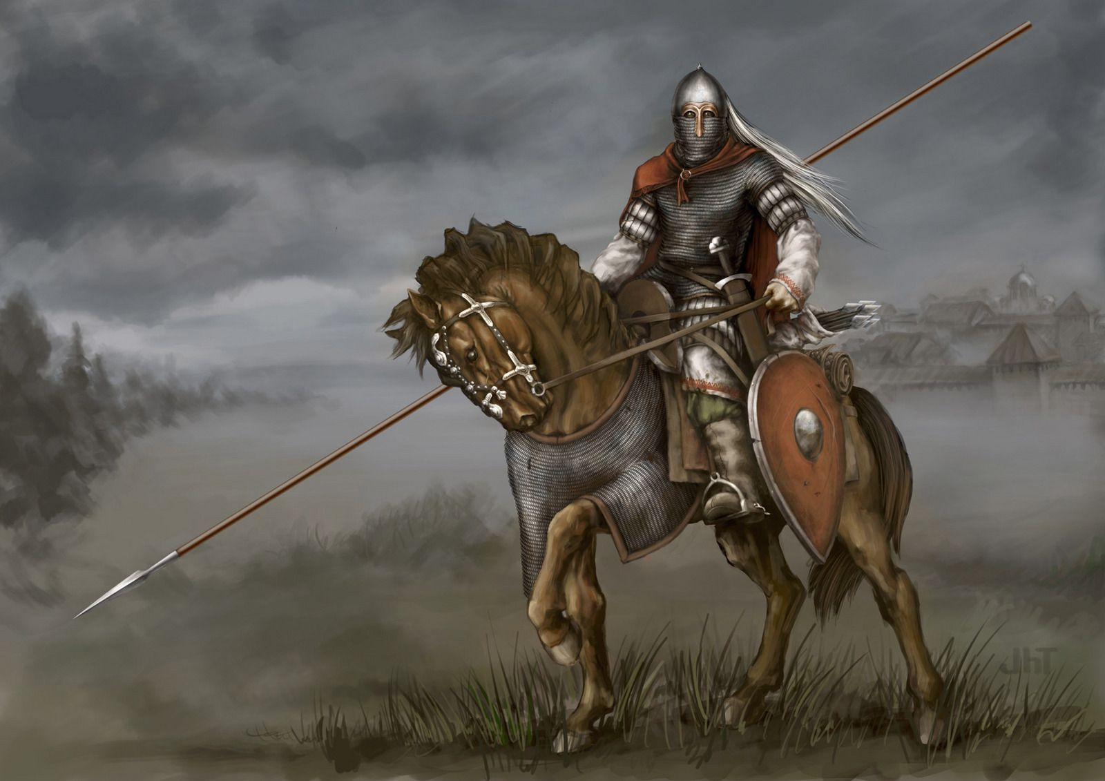 Cavalry Medieval Knight Knight On Horse Medieval Fantasy
