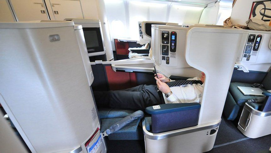 Review cathay pacifics new business class seats