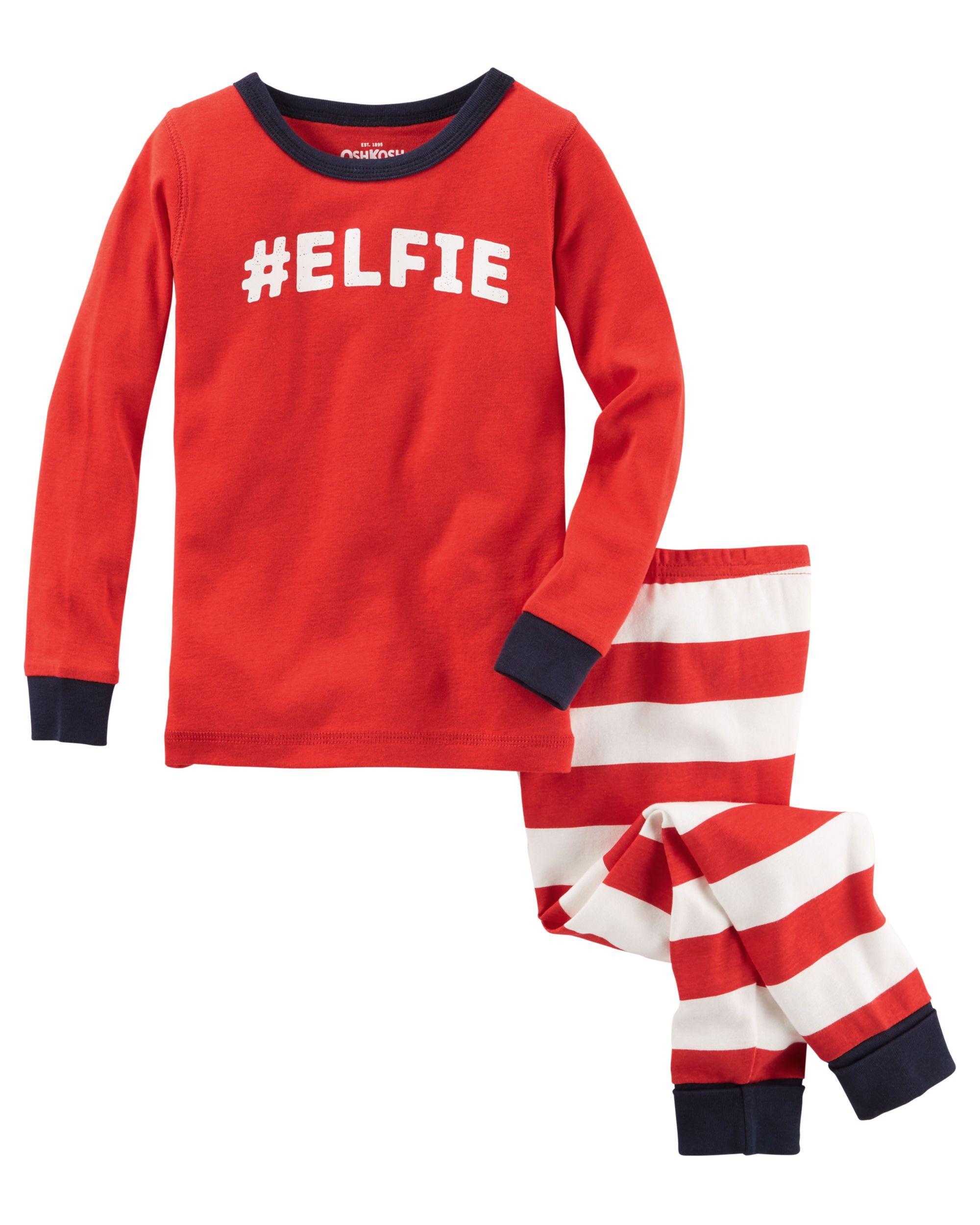 637556ae2d68 Pyjama 2 pièces en coton ajusté