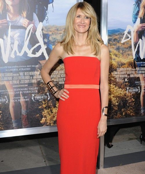 """""""Wild"""" actress Laura Dern reveals what she learned while filming her role in this Oscar nominated movie."""