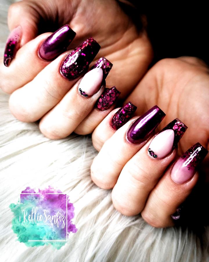 Nails Design Unique Nails Design Unique In 2020 Nail Designs Unique Nails Nail Designs