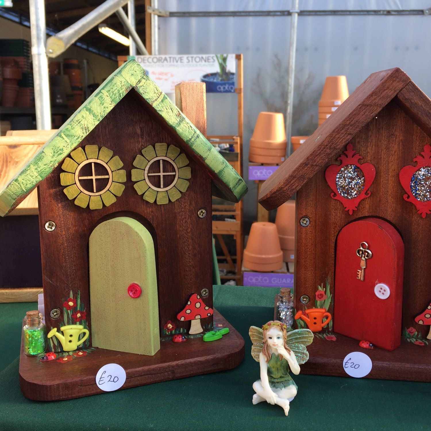 Fairy Houses from £20!