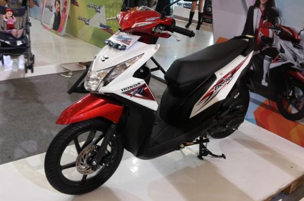 """Daftar Harga Motor Honda Beat Bekas Standart dan CW """"Tahun"""
