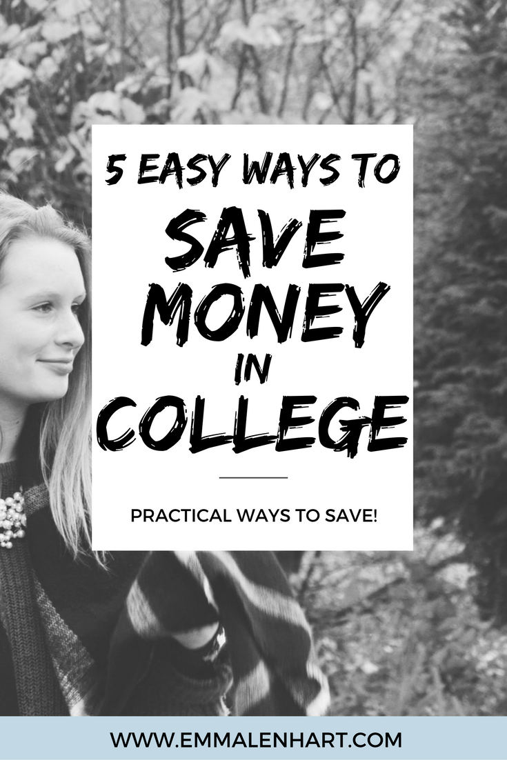 Money in College with These 5 Actionable Tips! College can be extremely expensive. Check out  to find 5 easy ways to save money and manage your money in college! Save money and make money online during collegeCollege can be extremely expensive. Check out  to find 5 easy ways to save money and manage your money in college! Save money and make money online duri...