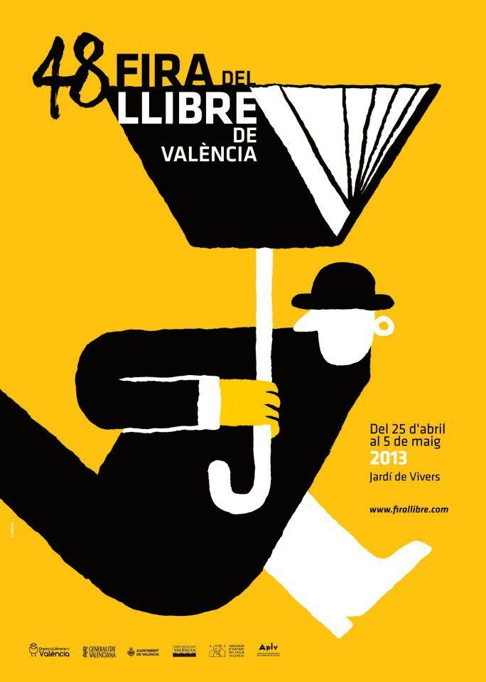 Cartell 48º Fira del Llibre de València