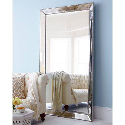 Strictly Studded Floor Mirror | Full Length Mirrors | Mirrors ...