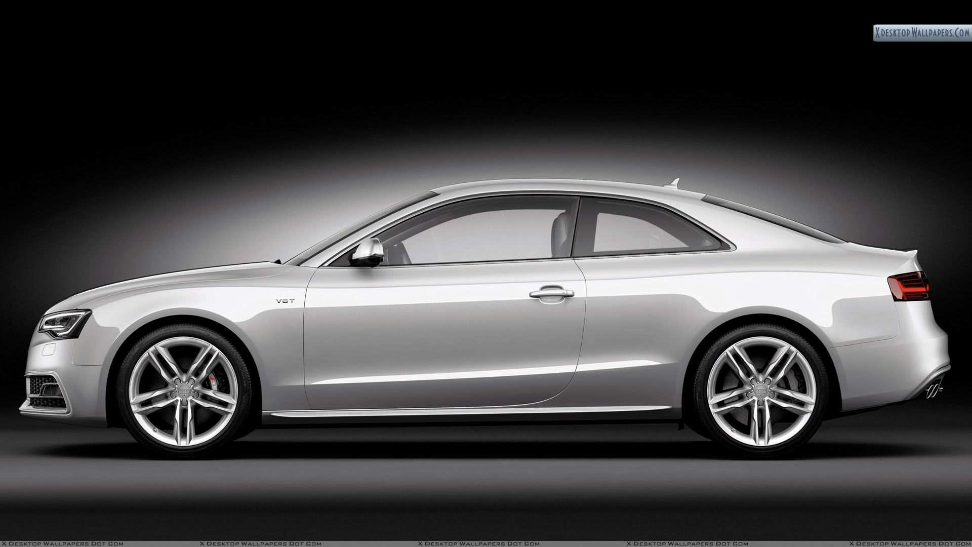 2012 Audi S5 Coupe Side View In Silver Color Audi S5 Audi Audi A5 Coupe
