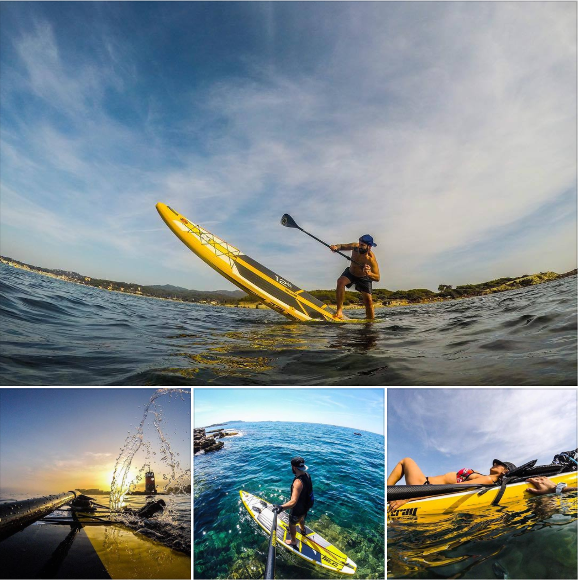 Best Inflatable Paddle Board Brands