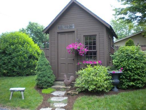 garden sheds - Garden Sheds Massachusetts