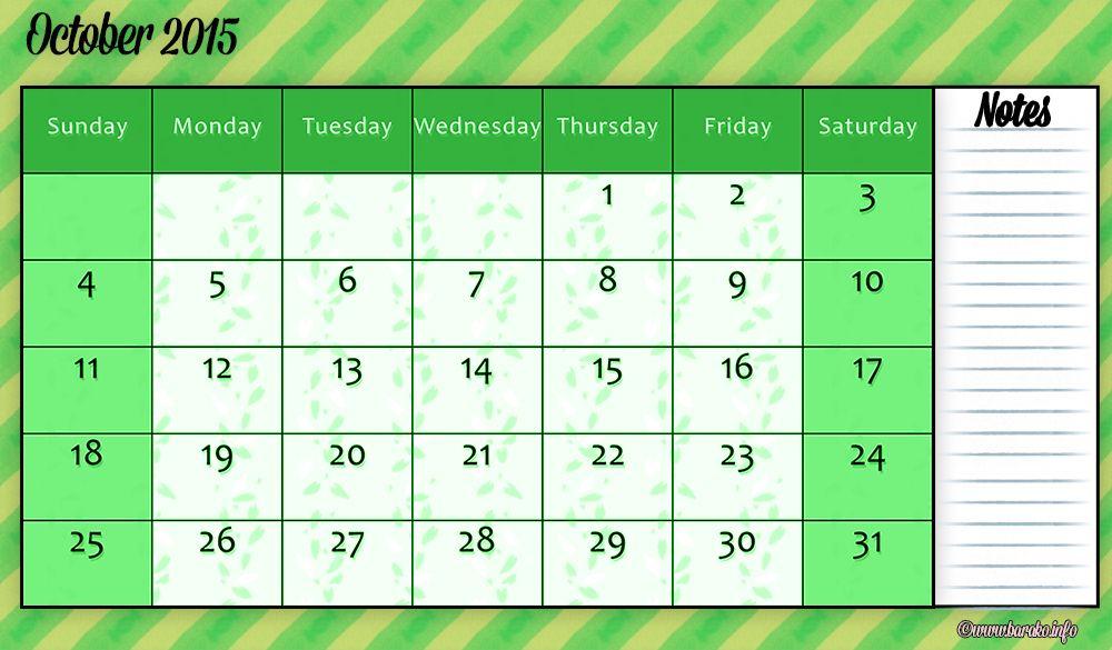 free printable october 2015 calendar legal Printable Calendars - printable calendars