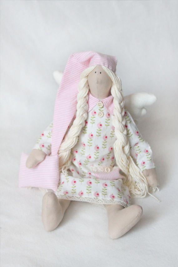 Кукла тильда сплюшка / Мир игрушки / Тильда. Мастер классы ...