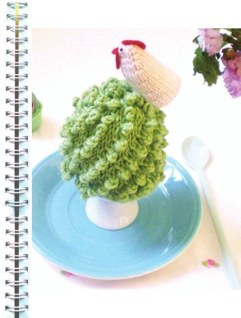 Cluck, cluck Easter egg cozy | Easter / Spring, Amigurumi, crafts ...