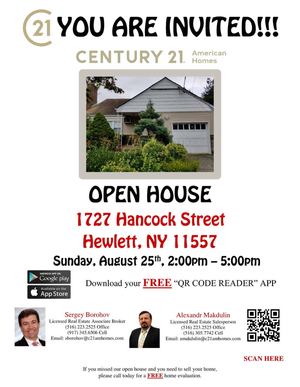 Open House Png