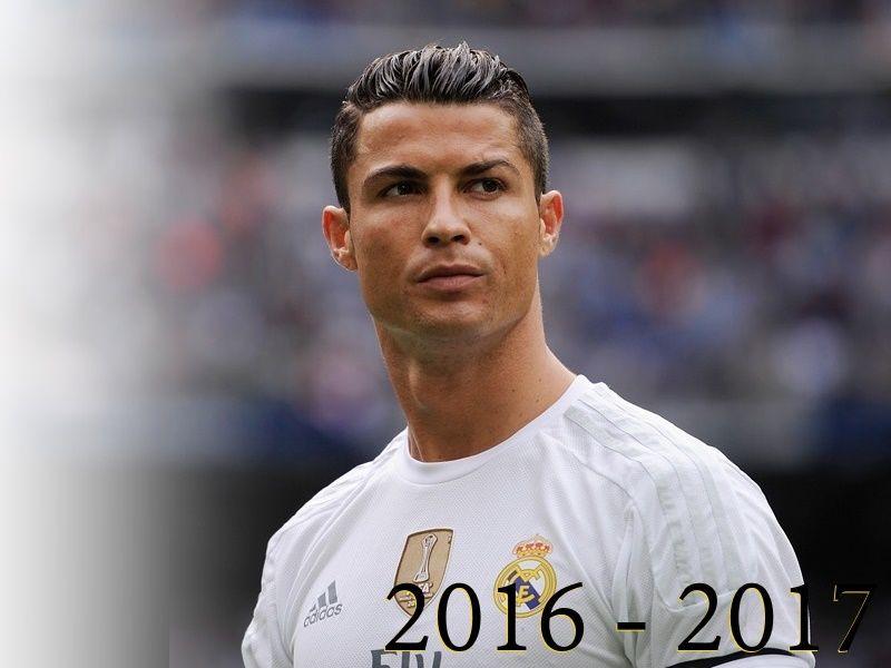 Coupe de cheveux joueur de foot 2017 for Peinado cristiano ronaldo 2017