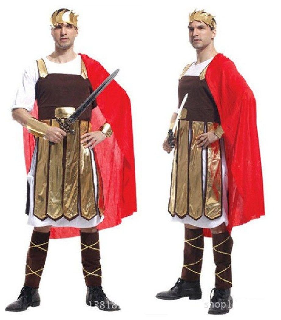 Julius Caesar Halloween Costume for Men | Cool Cosplay Costumes ...