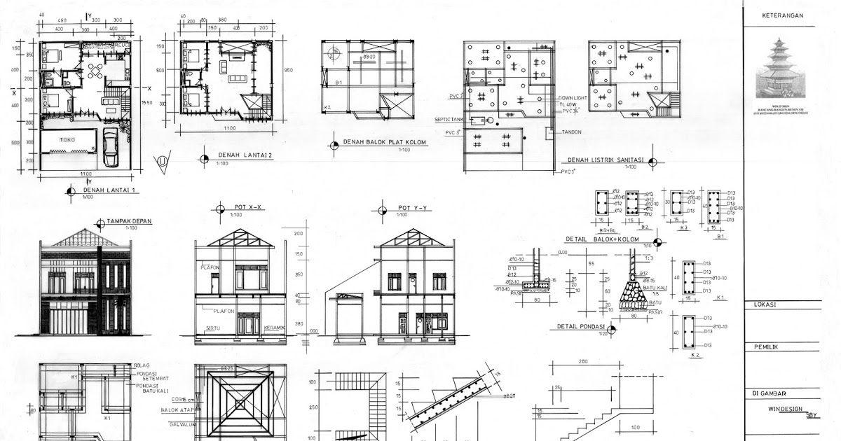 45 Desain Rumah 2 Lantai Pdf Sisi Rumah Minimalis Denah Rumah 2 Lantai Lengkap Dengan Tampak Pdf Kumpulan Desain Rumah 2 Desain Rumah Rumah Minimalis Rumah