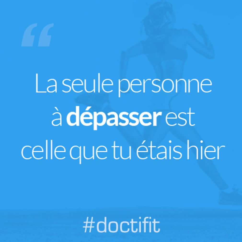 Super 20 citations qui nous motivent à faire du sport | Affirmation MD23