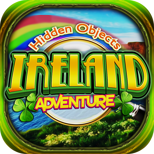 Hidden Objects Ireland Adventures & Object Time Puzzle