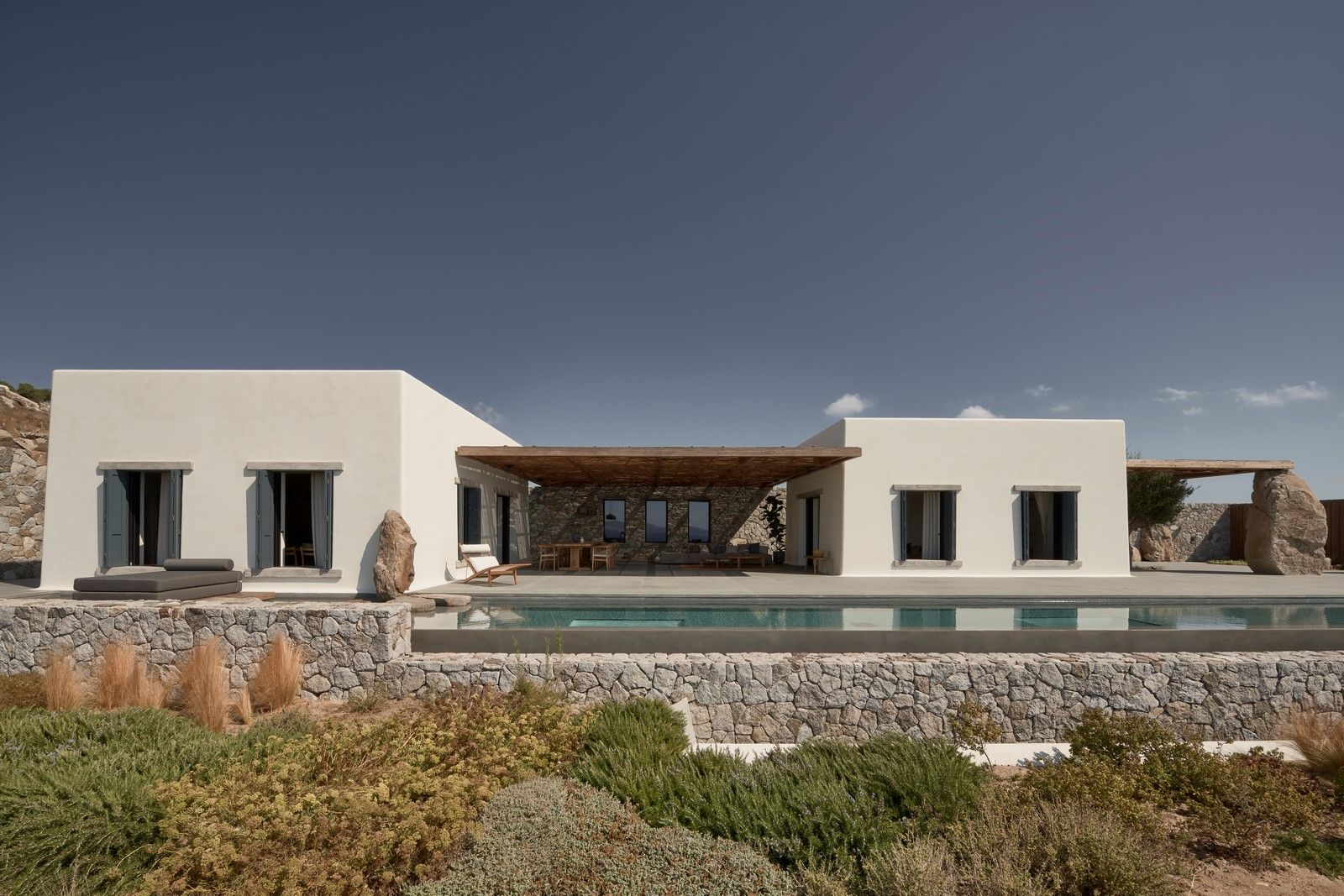 Holiday villa rental in Greece   Stone houses
