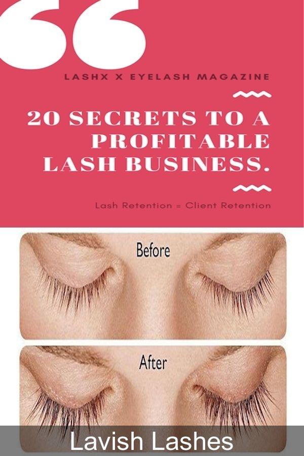 Permanent False Eyelashes   Eyelash Salon Near Me ...