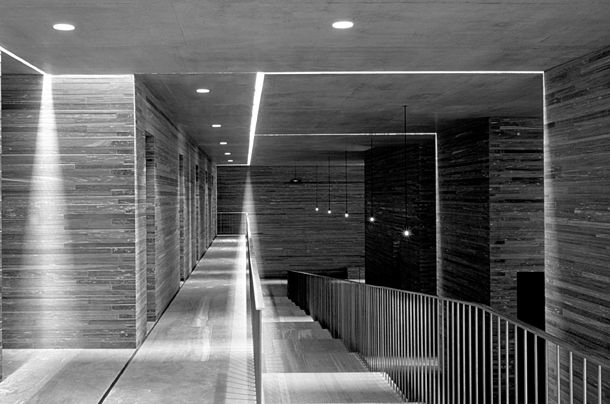 Zumthor (Light) Peter zumthor, Architecture, Interior