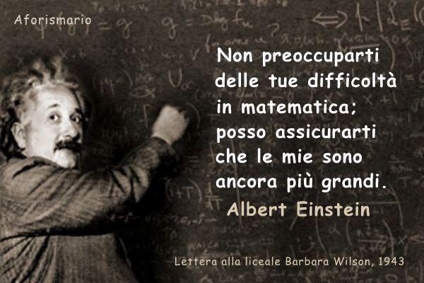 Matematica 120 Aforismi Frasi E Citazioni Citazioni