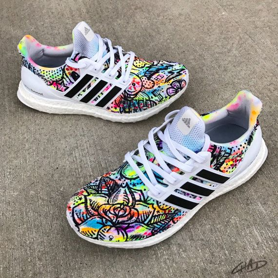 online store 801de 4a4c6 Custom Adidas Ultra Boost Hydo s shoes