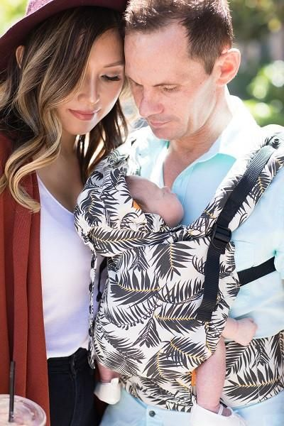13eb545140c Tropical baby carrier! Hide and Seek - Tula Free-to-Grow Baby Carrier. A  playful game filled with surprise provides inspiration for this exclusively  ...